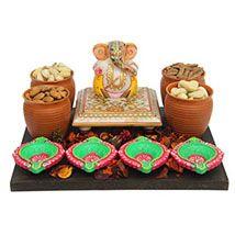 Special Pooja Tray