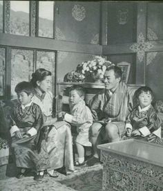 families in the past