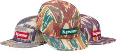 Supreme Spring/Summer 2012 Caps & Hats | Preview