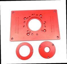 235mm x 120mm x 8mm aluminum router table insert plate for 5300 buy here httpalif7iwellsgo greentooth Image collections