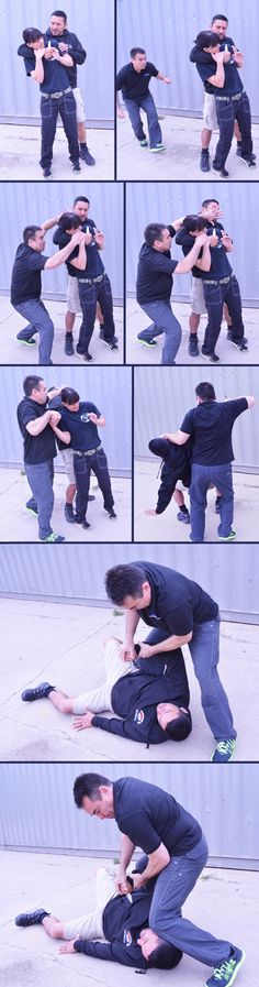 When to Make the First Move in Self-Defense: Hostage Situation