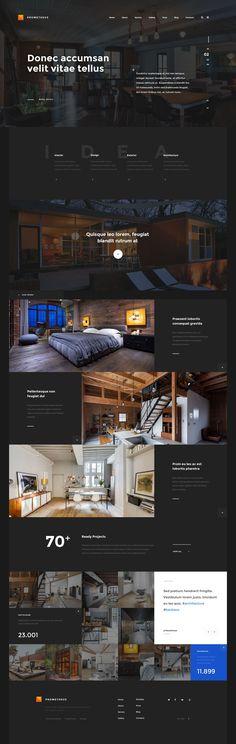 Inspiration Web Design from Siteoutsite