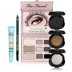 Too Faced - Eye Shadow, Naked Collection - excellent and cruelty-free