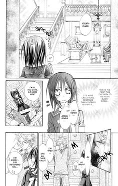 Vampire Knight 5 - Read Vampire Knight Chapter 5 Page 16 Online | MangaSee