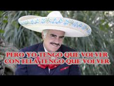 Vicente Fernandez De 7 a 9 letra y video.mp4 - YouTube