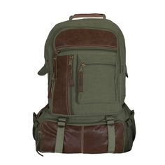 Fox Outdoor Products Retro Cantabrian Excursion Rucksack *** Quickly view this special outdoor item, click the image : Best hiking backpack Best Hiking Backpacks, Day Backpacks, Outdoor Backpacks, Tactical Bag, Camping And Hiking, Designer Backpacks, Canvas Backpack, Military Fashion, Bag Sale