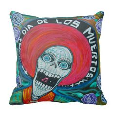 >>>Are you looking for          	Dia De Los Muertos American MoJo Pillow           	Dia De Los Muertos American MoJo Pillow We have the best promotion for you and if you are interested in the related item or need more information reviews from the x customer who are own of them before please foll...Cleck link More >>> http://www.zazzle.com/dia_de_los_muertos_american_mojo_pillow-189400940327624615?rf=238627982471231924&zbar=1&tc=terrest
