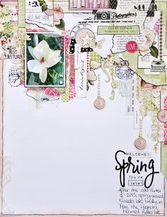 Welcome Spring, you're late! - Div. WP
