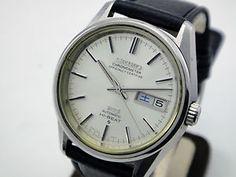 Vintage King Seiko Chronometer. Beautiful.