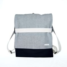 """As one of our larger designs, this pack is excellent for days you want to  be """"well prepared"""" or for """"just in case."""" It also features a lumbar pocket  which keeps valuables (e.g. wallet, phone, keys, passport, etc) close to  you.  Adjustable straps are made from organic hemp.  *One of a kind, machine washable"""