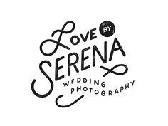 Love By Serena Logo by Daniel Patrick Simmons