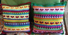 Ravelry: Stellaxxx's Cushions