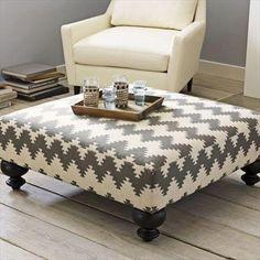 DIY Pallet Ottoman: An Affordable & Multipurpose Solution | Wooden Pallet Furniture