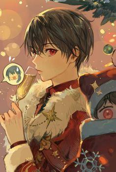 Anime Demon, Anime Manga, Anime Art, Handsome Anime Guys, Cute Anime Guys, Character Art, Character Design, Anime Prince, Anime Poses