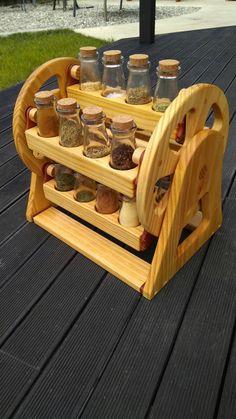 Made a spice ferris wheel http://ift.tt/2xf8TeG