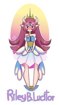 "giopadn01: "" Admito que me encantó en cuanto vi el diseño -////- ♡♡♡ @mstrzei I love you Senpai 👀 "" First fanart of my Riley AAAAAAAAAAH YOU WONDERFUL PERSON ♥ ♥ Evil Children, Star Children, Best Cartoon Characters, Cartoon Art, Evil Disney, Dream Anime, Cool Anime Guys, Star Butterfly, Bendy And The Ink Machine"