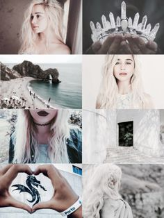 Daenerys Targaryen aesthetic. Game of Thrones