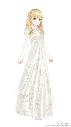 I'm a princess some day I will rule the county I love and I try to be strong but I'm scared. Anime Girl Dress, Manga Girl, Anime Girls, Chica Anime Manga, Kawaii Anime, Anime Art, Kleidung Design, Anime Princess, Anime People