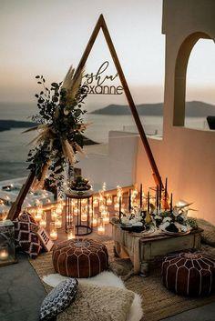 The Knot, Bohemian Wedding Decorations, Boho Wedding, Wedding Set Up, August Wedding, Elopement Wedding, Wedding Dinner, Wedding Stage, Ceremony Decorations