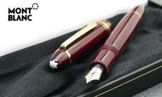 Essential bordeaux fountain pen