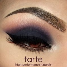 Beautiful Smokey Eye Make Up Makeup Goals, Love Makeup, Makeup Inspo, Makeup Tips, Makeup Ideas, Dark Makeup, Fall Smokey Eye, Smoky Eyes, Black Smokey