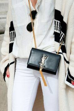 The Best Street Style From Fashion