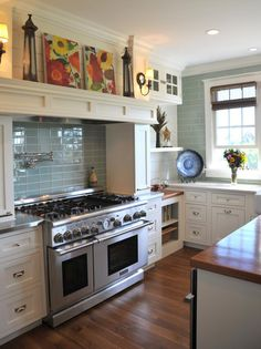 Coastal Kitchen Design Pic. 2