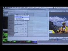 Final Cut Pro Colour Grading Seminar by Peter Cave (Part 3 of 9) - YouTube