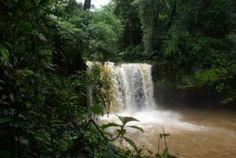 Monorom Wasserfall