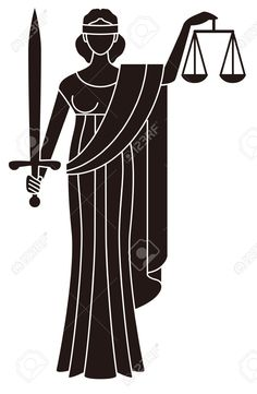Symbol Of Justice Goddess Of Justice Themis Royalty Free Cliparts ...