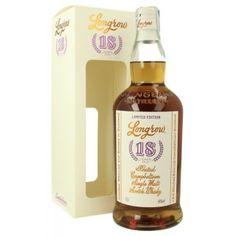 Longrow - Whisky 18 Anni 70 cl. (S.A.)