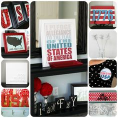 4th of July projects from eighteen 25