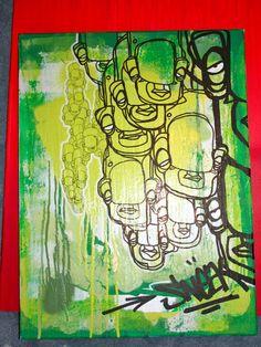 oldgreenshake by ~kusiiion on deviantART