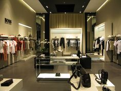 HUGO BOSS at Pacific Place