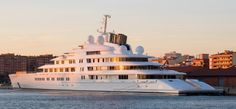 Biggest Yacht Azzam