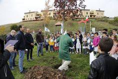 La Fidas pianta altri alberi a Barile