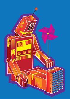 Sad Robot......