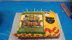 Safari Cakes, Creative Things, 10th Birthday, Teacher Gifts, Over The Years, Desserts, Projects, Food, 10 Year Anniversary