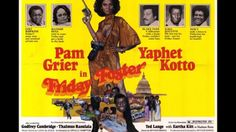 """Great funk breaks from """"Friday Foster"""" 1975 MGM movie soundtrack, composed by Luchi DeJesus. Originally unreleased blaxploitation ost, was released on CD in . Scatman Crothers, Warren Oates, To The Bone Movie, Black Mama, Pam Grier, Jackie Brown, Foxy Brown, Eartha Kitt, French Movies"""