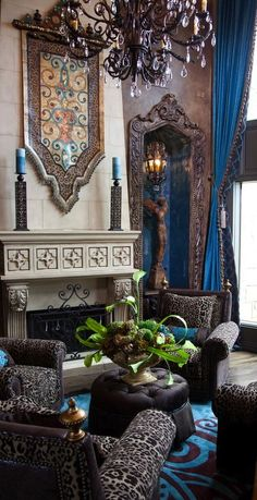 Great Room      Luxury Living  