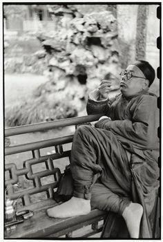 Henri Cartier-Bresson 1949   Zhejiang. Hangzhou