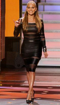 Jennifer Lopez \\ Hottie! Love her in this dress.