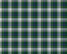 Campbell dress Clan TartanWR19