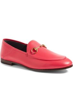 Gucci 'Brixton' Loafer (Women) available at #Nordstrom