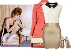 """""""Untitled #266"""" by helenelle ❤ liked on Polyvore"""