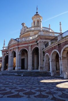 Aranjuez, wonderful city in the south of Madrid, Spain