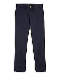 DL1961 Premium Denim Boy's Timmy Slim-Fit Chino Pants