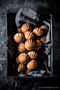 Chocolate Madeleine Recipe, Mousse Fruit, Dark Food Photography, Thin Mints, Half Baked Harvest, Food Concept, Cupcakes, Breakfast Dessert, Food Network