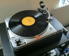Pin Thorens Td 124 Centering The Platter And Measuring Periphery ...