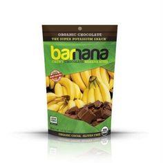 Barnana Chocolate Banana Bites (12x3.5oz )